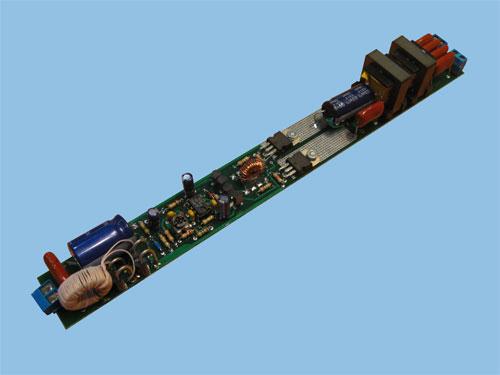 ЭПРА для металлогалогенных ламп...  Новости по теме.  Один ЭПРА управляет двумя лампами разных номиналов.